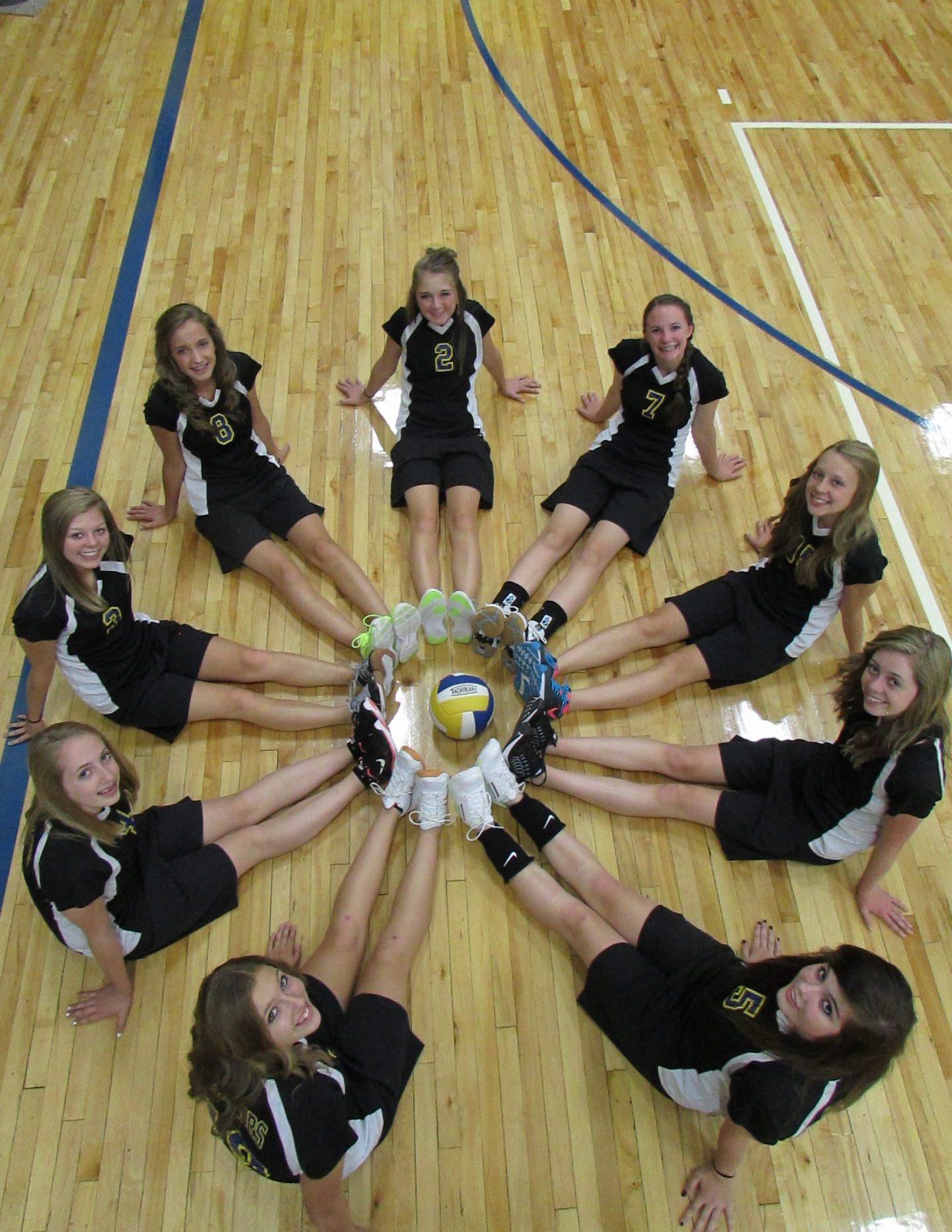 HS Girls Volleyball 2